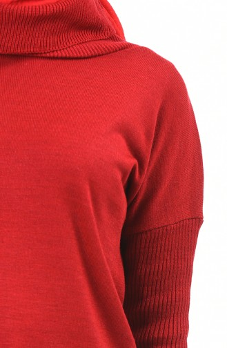 Red Sweater 0508-02