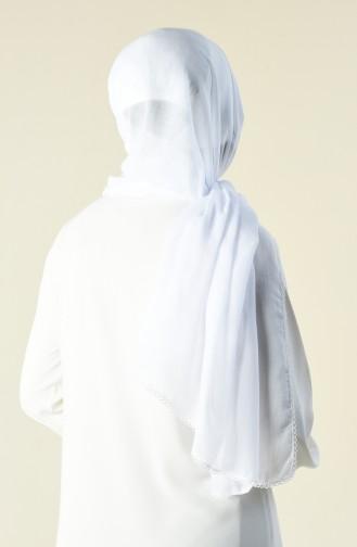 Châle Blanc 70139-02