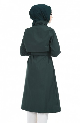 Smaragdgrün Cape 1243-10