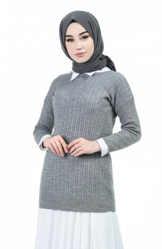 Pull Gris 0509-01