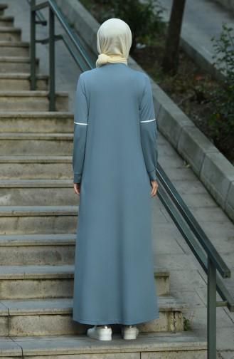 Blue Dress 8059-04