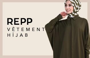 Repp Vêtements Hijab