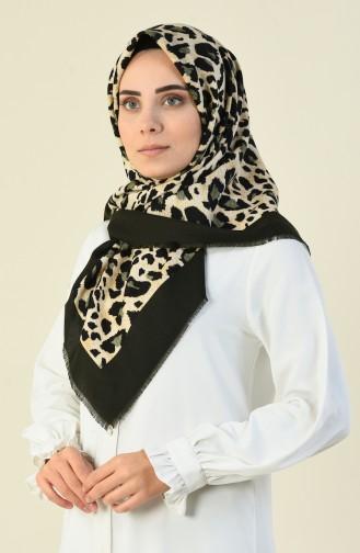 وشاح كاكي 70140-03
