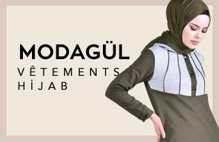 Modagül Vêtement Hijab