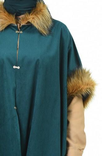 بونشو أخضر زمردي 5000-09