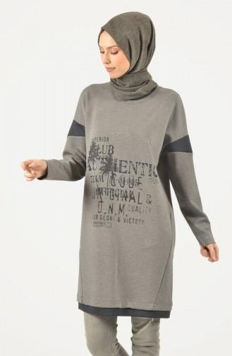 Gray Sweatshirt 1393-01