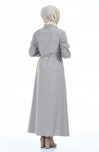 Mink İslamitische Jurk 1002-04