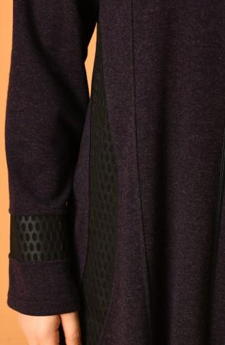 Dark Purple Cape 1012-01