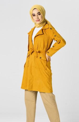 Mustard Jacket 6064-04