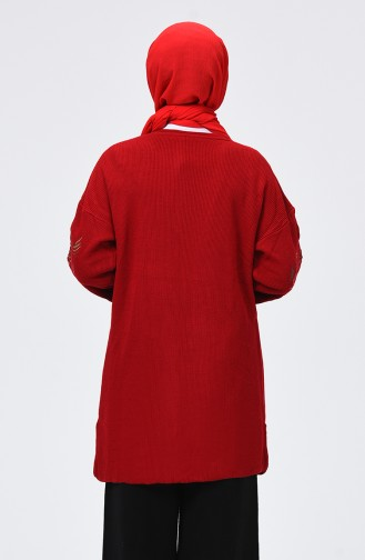 Gilets Rouge 0627-08