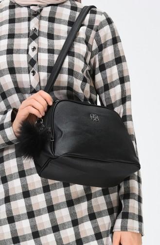 Sac D`épaule Noir 1004-01
