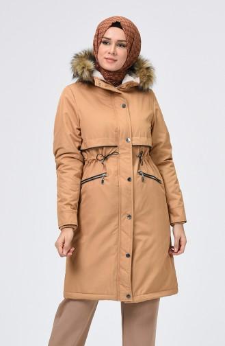 معطف عسلي 1376-03