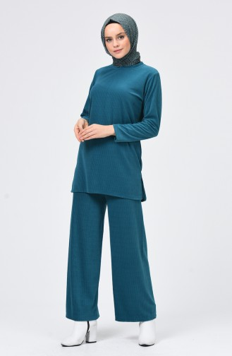 Oil Blue Suit 5269-02