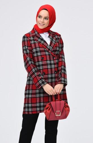Claret red Jacket 9003-03