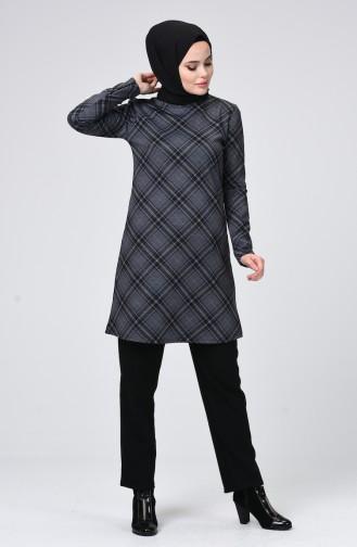 Light Black Tunic 1172-01