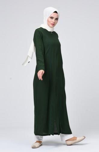 عباءه أخضر زمردي 2000-02