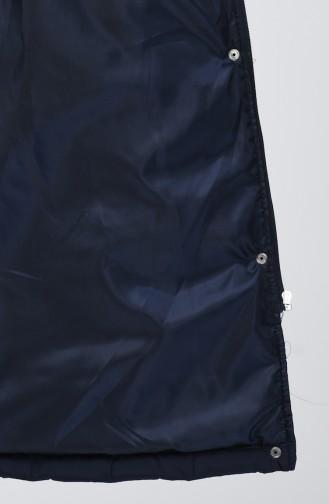Navy Blue Coat 5135-04