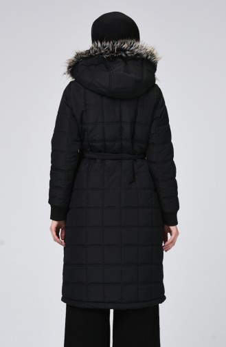 معطف أسود 5135-05
