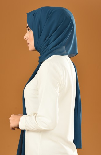 Oil Blue Sjaal 90623-16