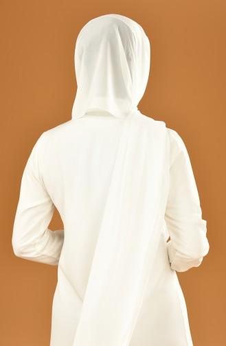 Châle Blanc 90623-21