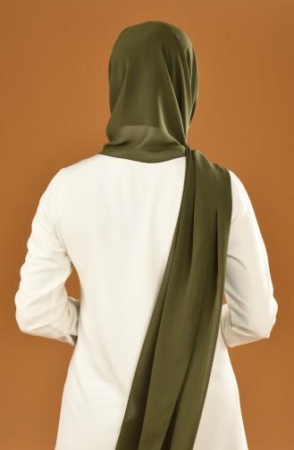 Châle Vert khaki clair 90623-30