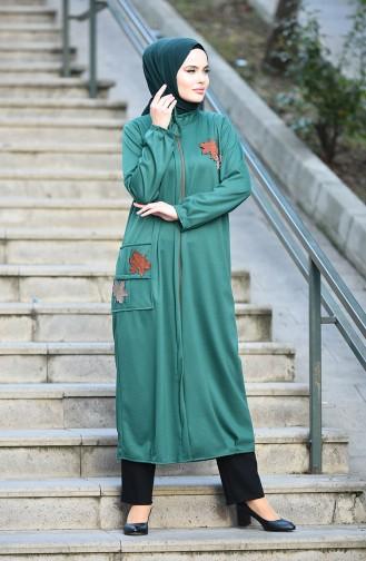 Emerald Abaya 10906-02