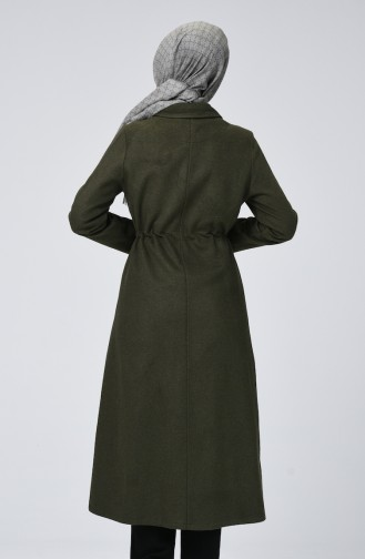 Khaki Cape 2034-02