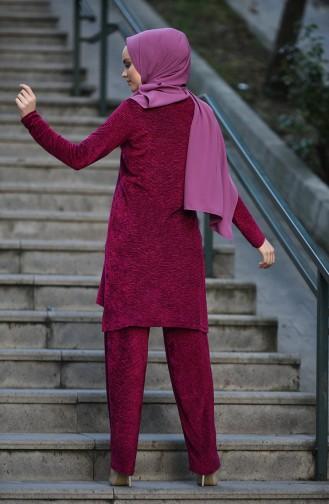 Fuchsia Suit 9033-03