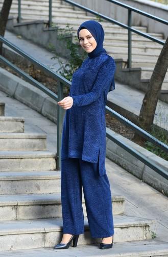 Saxon blue Suit 9033-04