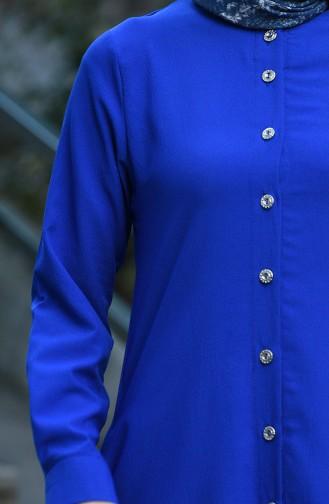 Saxon blue Tunic 10122-05