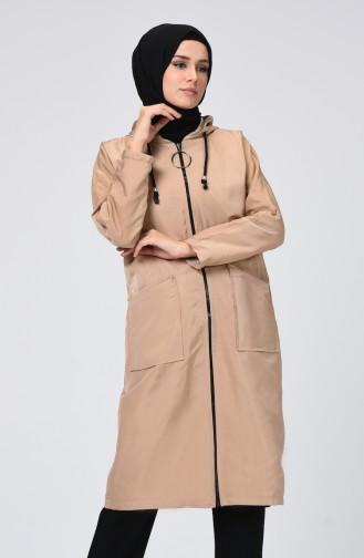 Camel Raincoat 1020-04