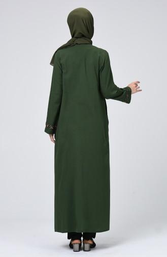 Abayas Vert 0202-03