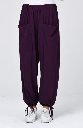 Purple Broek 0551-01