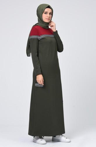 Sports Dress Khaki 99232-04