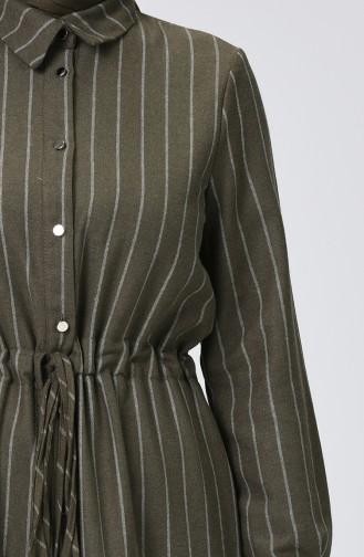 Khaki Dress 9119-02