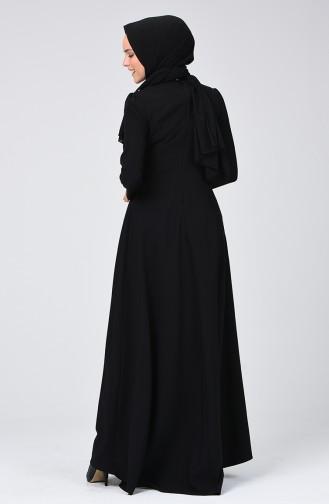 فستان أسود 9651-03