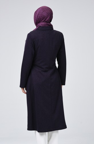 Dark Purple Cape 1011-02