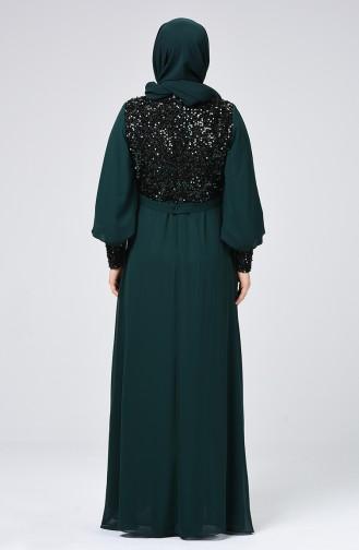 Emerald Dress 1312-01
