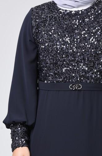 Robe Hijab Fumé 1312-02