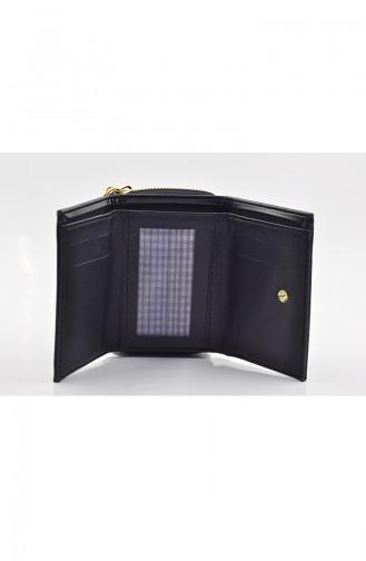 محفظة نسائية أسود 26-01