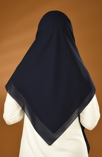 Navy Blue Sjaal 13151-22