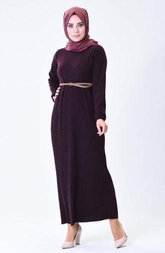 Purple İslamitische Jurk 1078-01