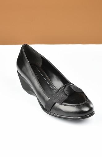 الأحذية الكاجوال أسود 27709-01