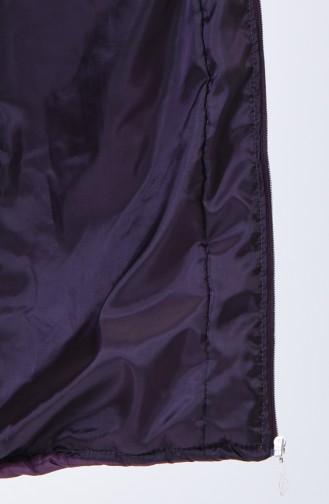 Purple Gilet 9072-03