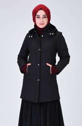 Schwarz Coats 0823-01