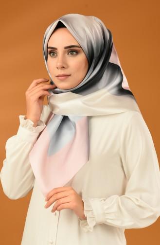 وشاح رمادي 95310-08