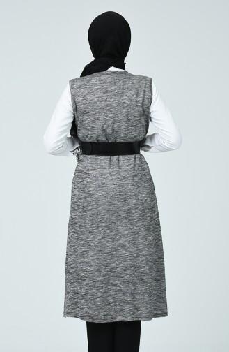 Seasonal Vest Gray 7958-01