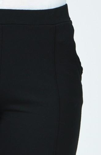Bas de Survêtement Avec Poches 5001-01 Noir 5001-01