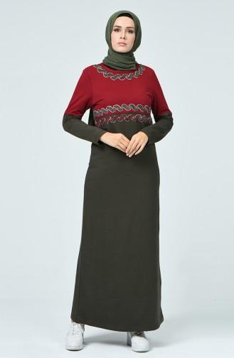 Sports Dress Khaki 99240-04