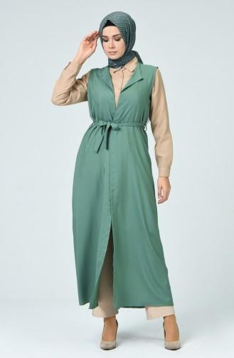 Green Gilet 4032-16